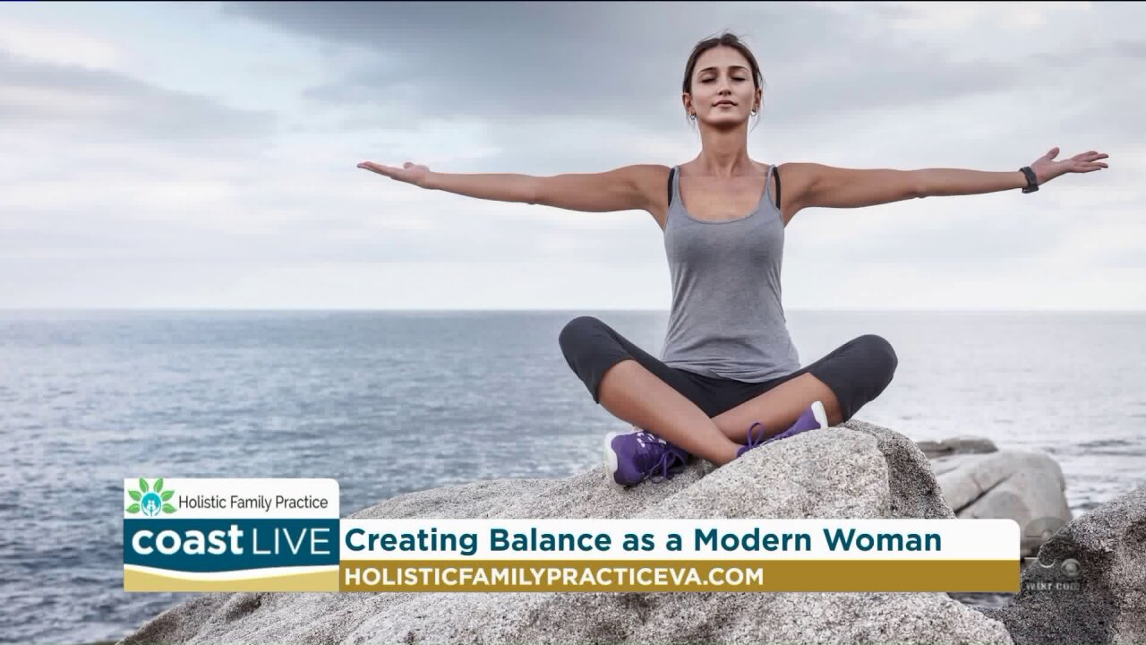 Creating balance as a modern day woman on Coast Live