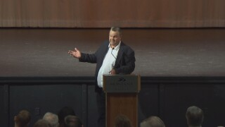Electric co-ops talk with Sen. Tester about possibly losing tax exempt status