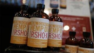WPTV hemp oil