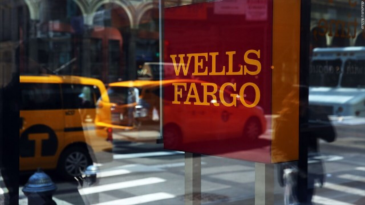 Wells Fargo reports widespread outages on mobile app and online banking