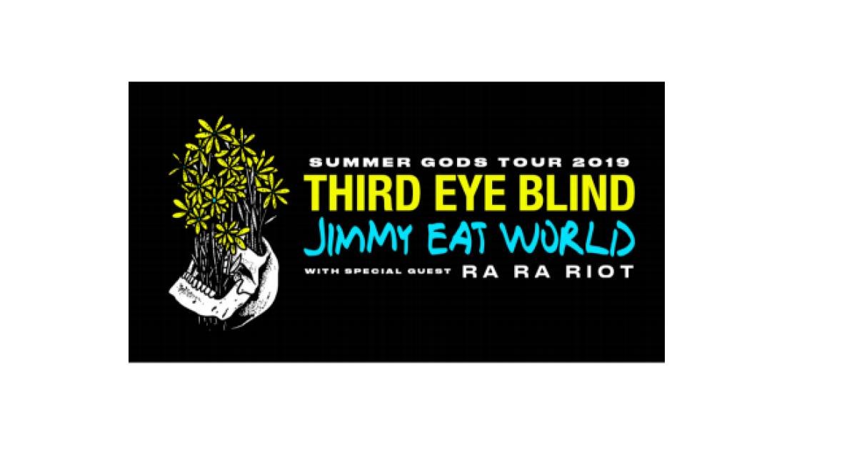 Third Eye Blind & Jimmy Eat World announce Indy concert date