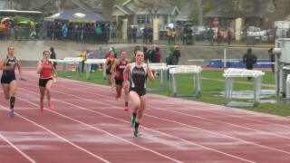 Highlights: Western AA track and field Day 1