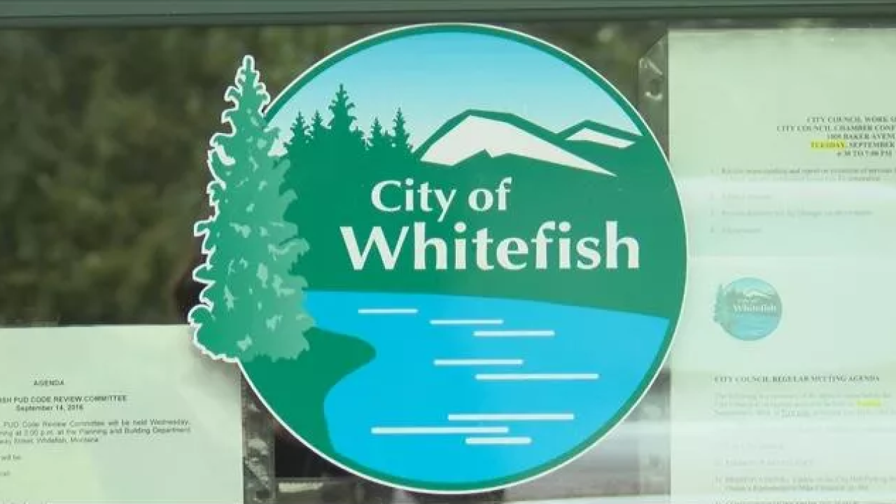 Whitefish City Council votes to prohibiting motels, rentals, non-essential reservations