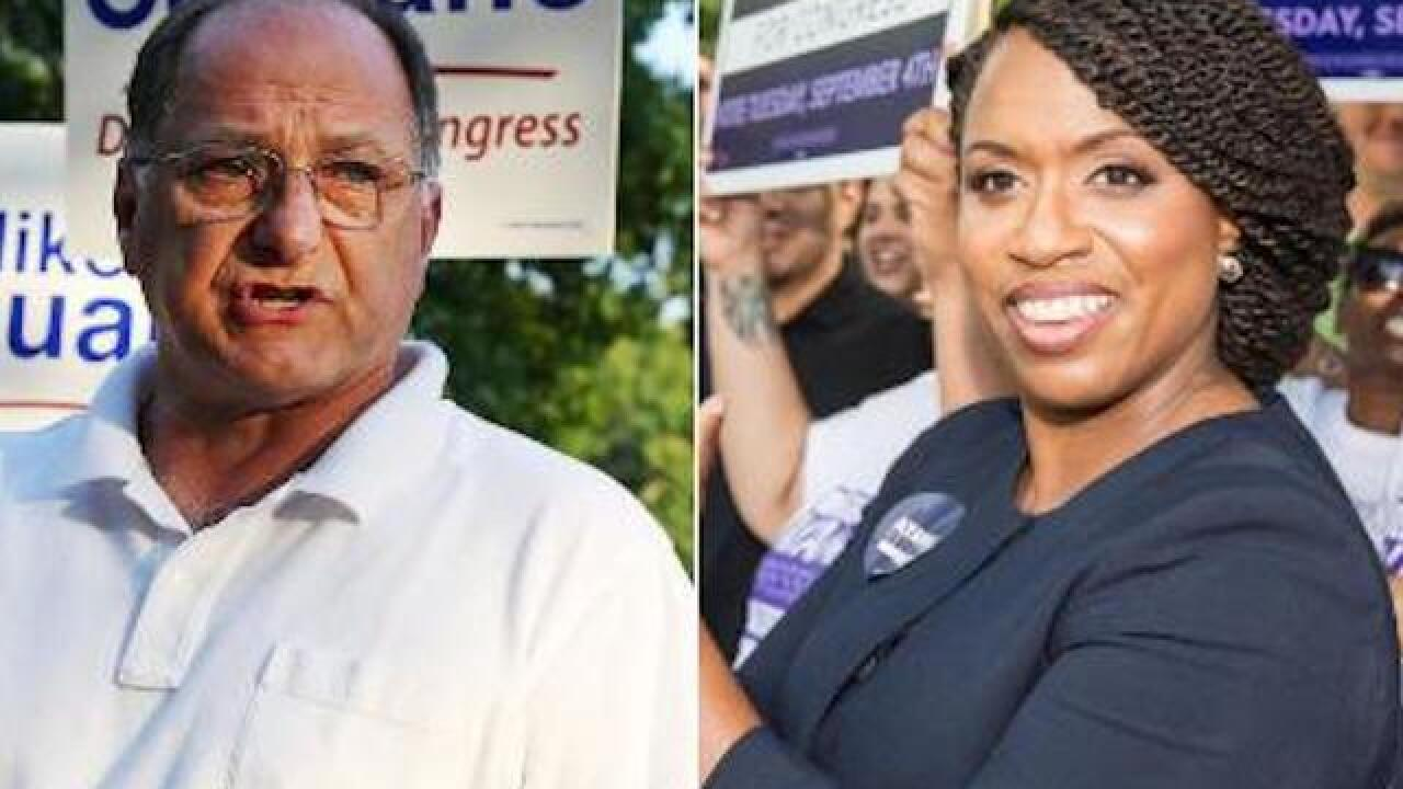Another Democratic incumbent upset by primary challenger -- this time in Massachusetts