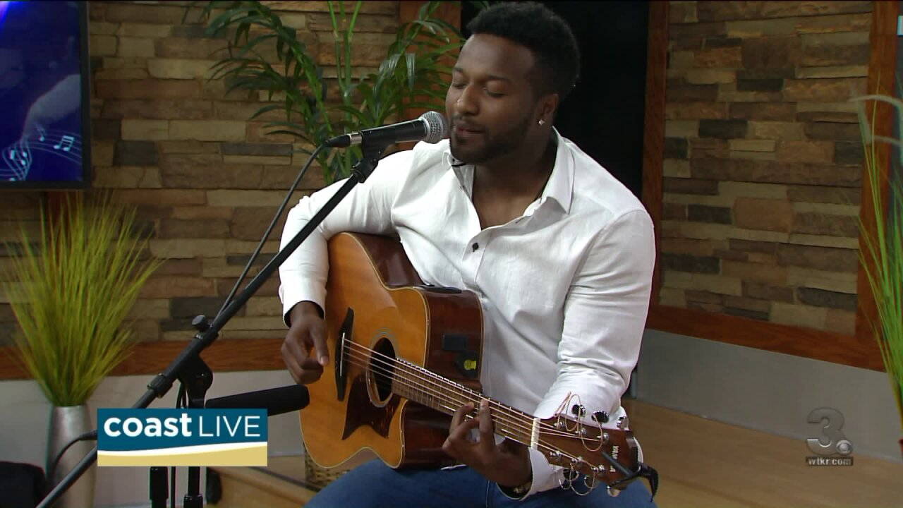 Local music spotlight with Aaron Brave on Coast Live