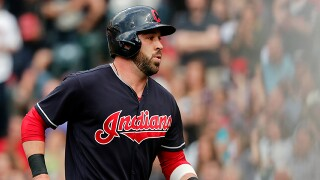 Indians second baseman Jason Kipnis