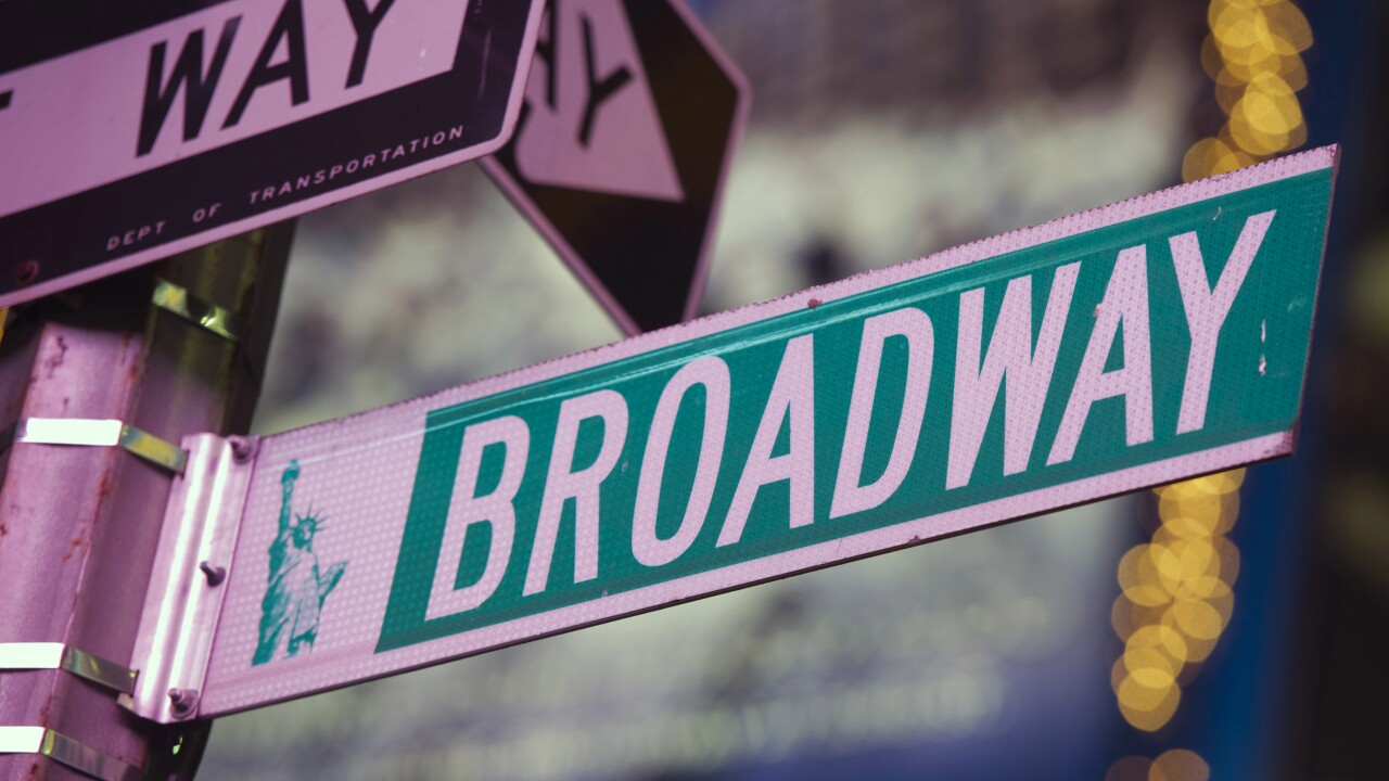 New York bans gatherings of 500 people or more, impacting Broadway shows