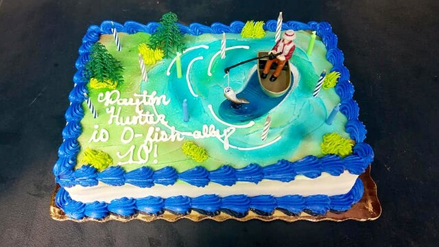 Photos: Officials Make Birthday Dreams Come True