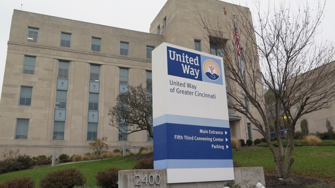 United Way of Greater Cincinnati ends difficult 2018 campaign with $50.3M in projected pledges
