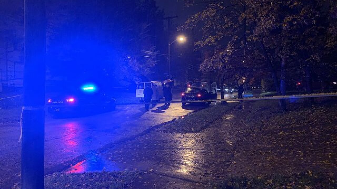 Cleveland police officer shot early Saturday morning, suspect in custody