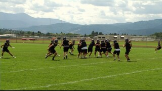 Missoula Sentinel building deep football program