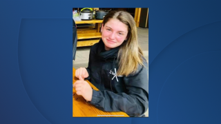 Missing 15-year-old girl