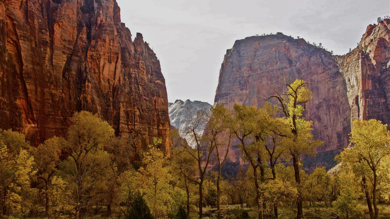 Zion National Park rangers being deployed to U.S.-Mexico border