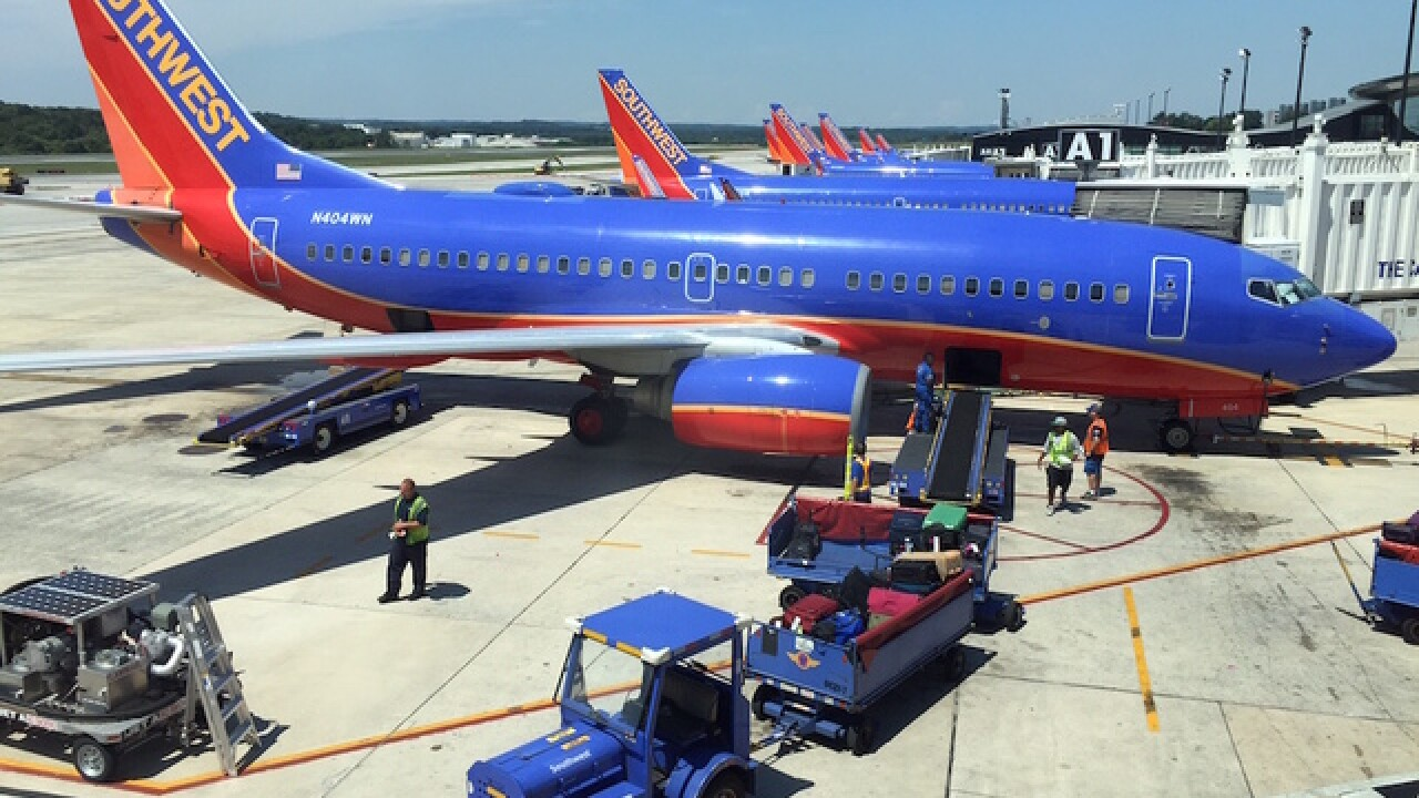 Southwest Airlines announces 72-hour sale