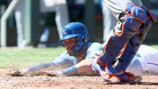 New York Mets v Kansas City Royals Nick Dini