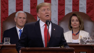 President Trump to give State of the Union on eve of Senate's impeachment trial vote