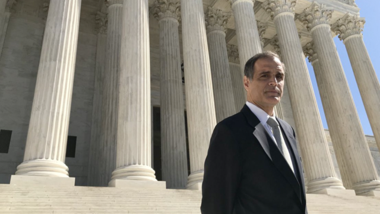 U.S. Supreme Court hears Riviera Beach city council meeting free-speech dispute