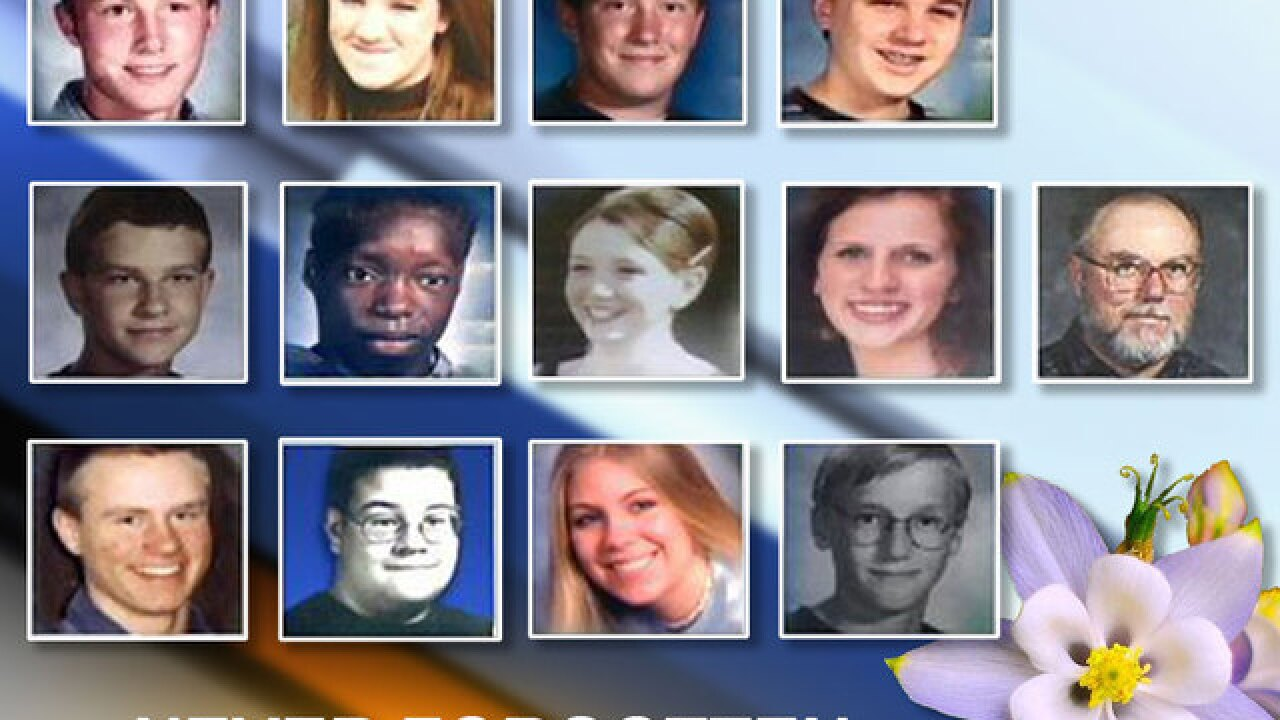 Thursday marks 18 years since Columbine shooting