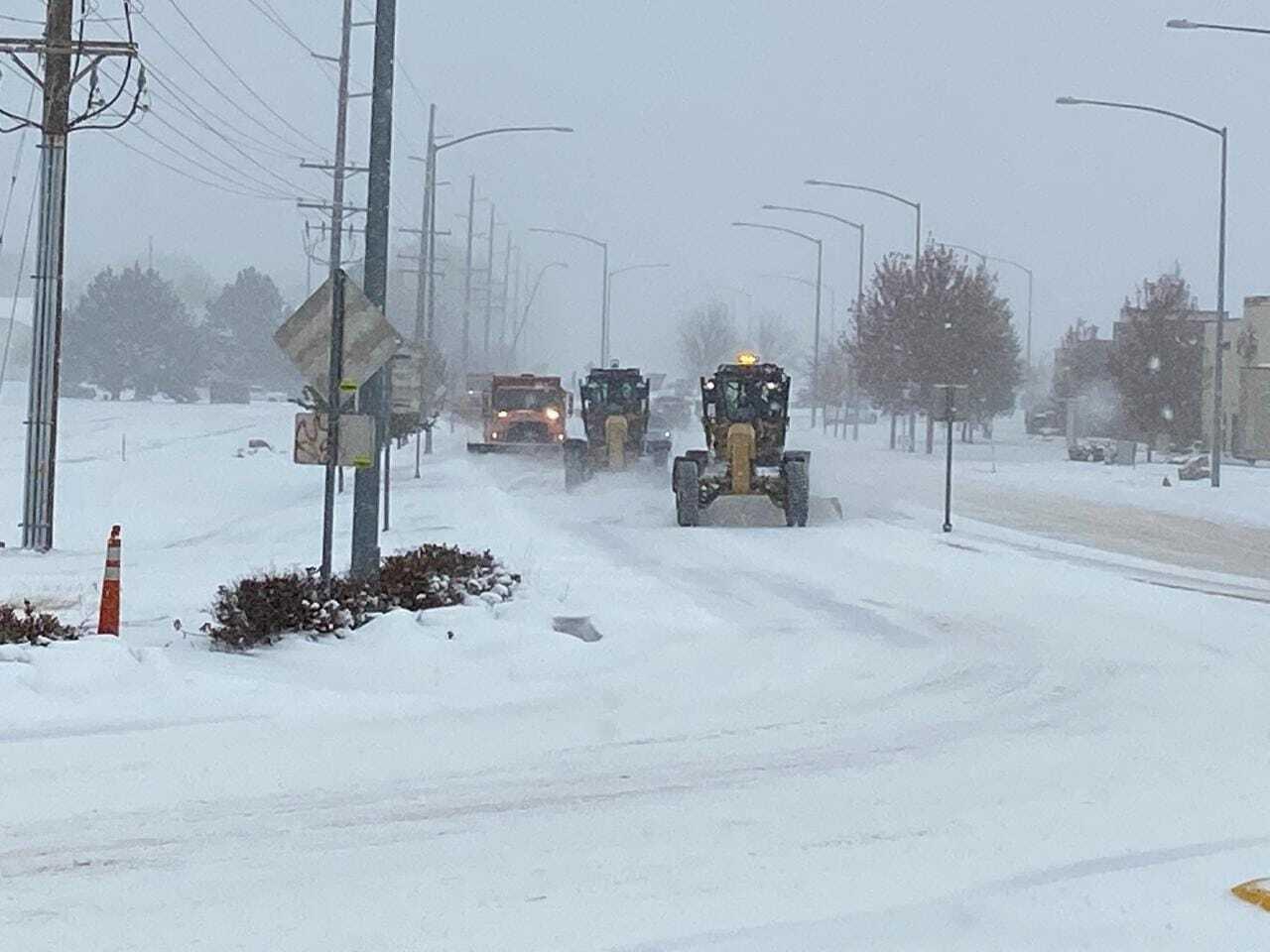 Billings Snow Plow