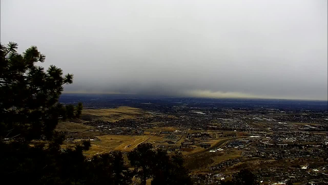 March 4 2021 Lookout Camera_cloudy