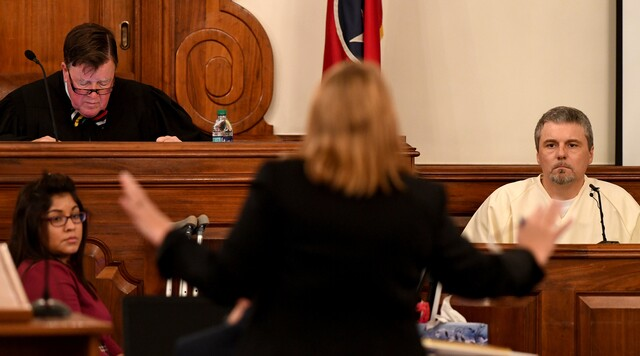 PHOTOS: Day Four Of Holly Bobo Murder Trial