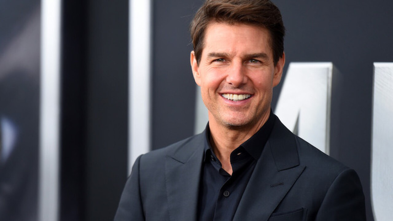Tom Cruise: No, I didn't wear fake butt in 'Valkyrie'