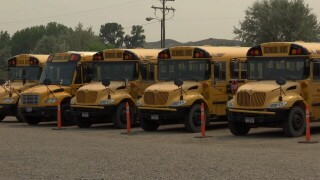 First Student gives Billings parents a look at bus sanitation ahead of school start