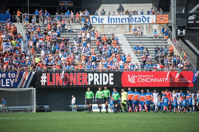 Orlando City B 2, FC Cincinnati 0