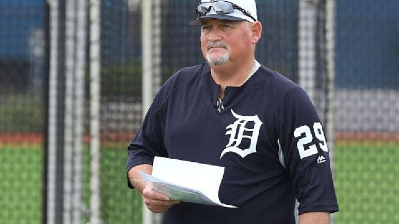 Tigers fire pitching coach Chris Bosio over 'insensitive comments'
