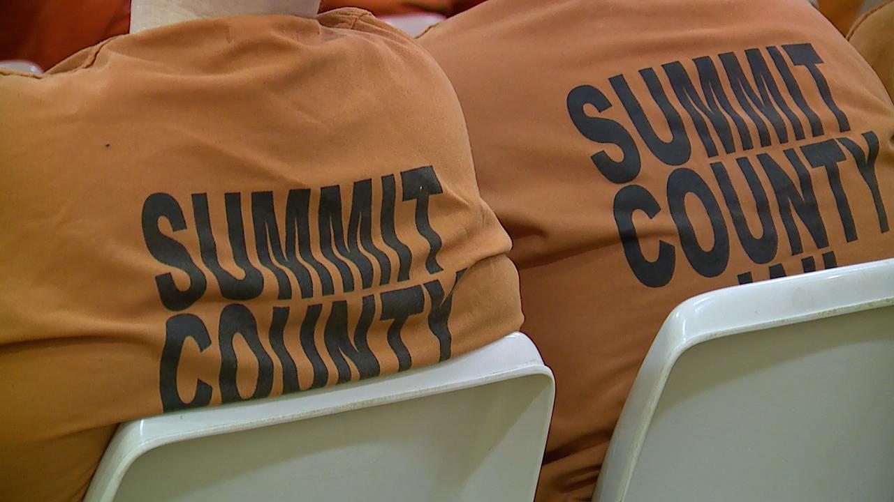 Summit Co. jail