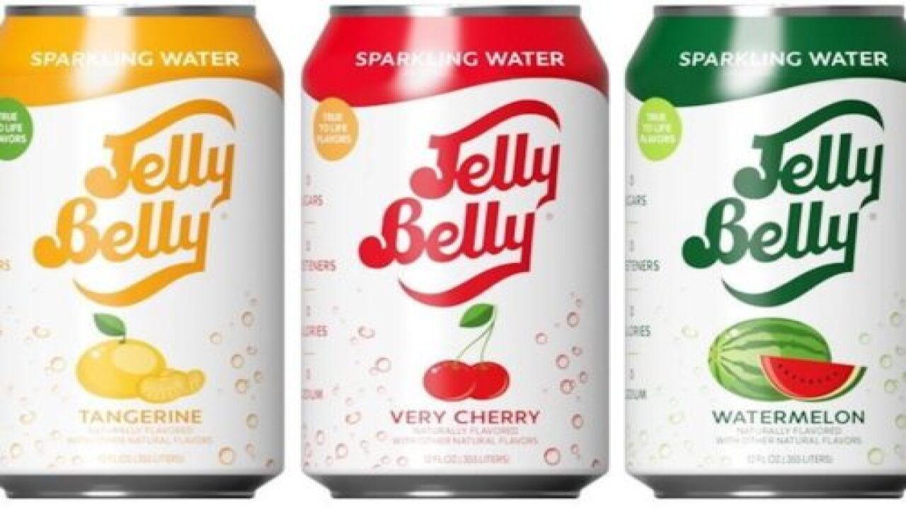 Jelly Belly Is Making Sparkling Water That Tastes Like Jelly Beans