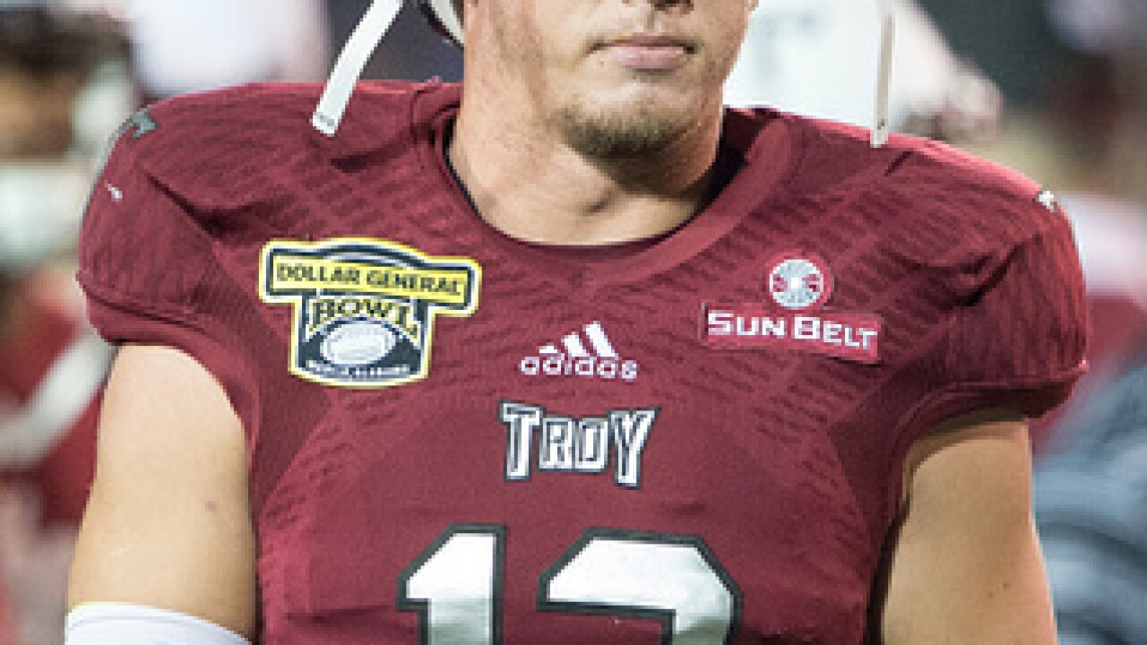 Broncos matchup with Troy could be an QB Battle
