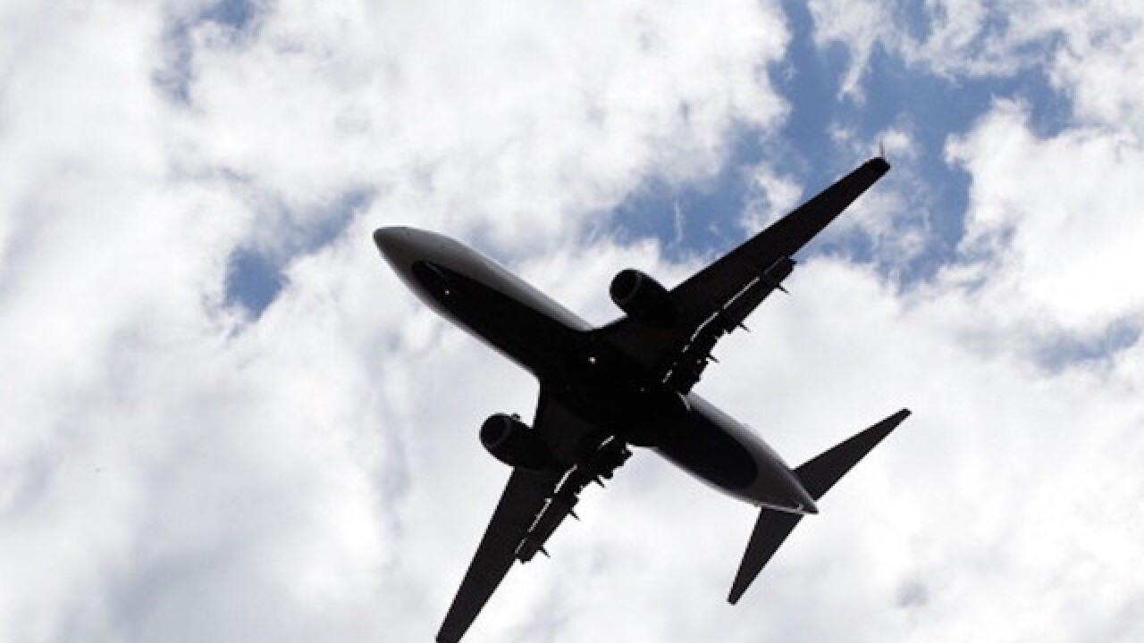 Woman gives birth mid-flight, airline offers baby a million frequent flier points