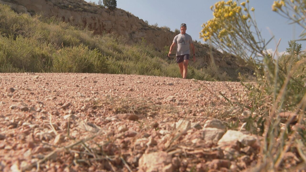 Local veteran will run 150 miles to raise money, awareness for suicide prevention