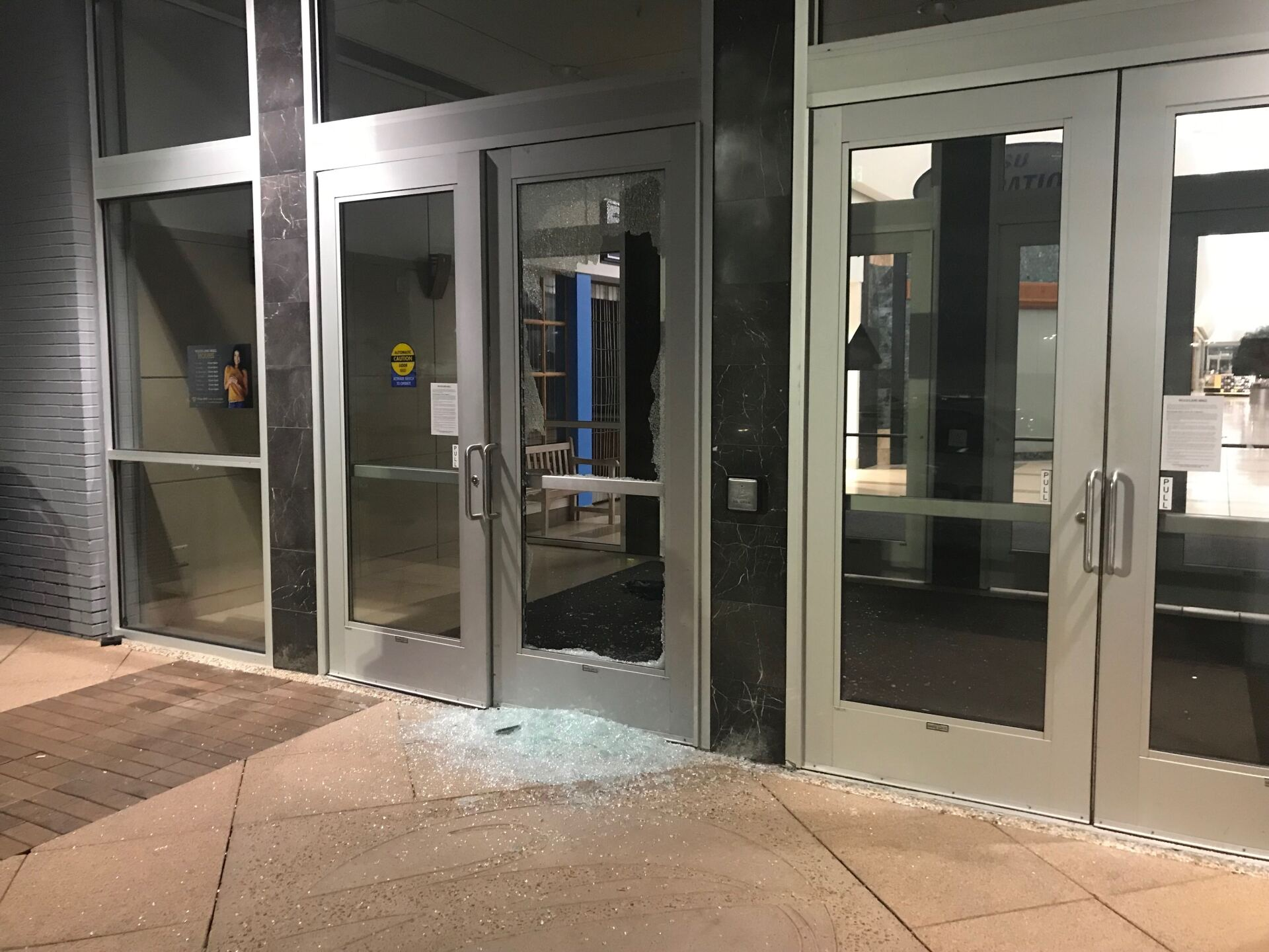 Photos: Three teens arrested after break-in at Woodland Mall