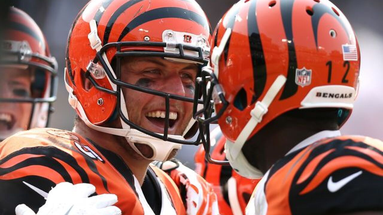 Reports: Tyler Eifert to have ankle surgery