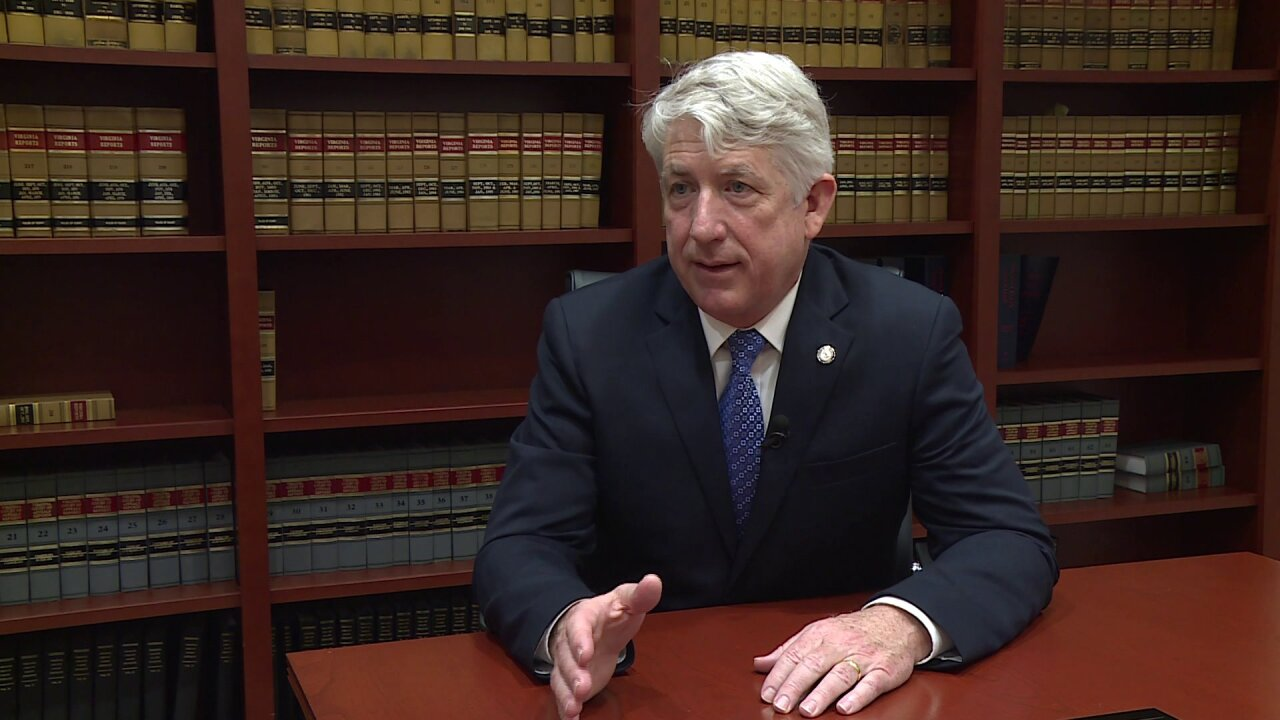 Virginia Attorney General files legal action 'fake charities' that claimed to helpveterans