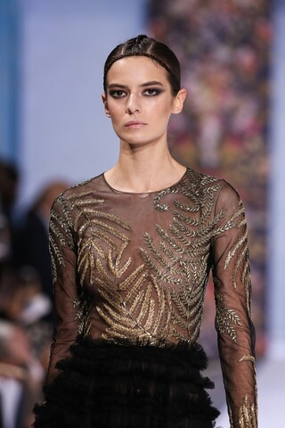 PHOTOS: Check out Meghan Markle's designer engagement dress