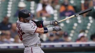 Josh Donaldson Twins Tigers Baseball