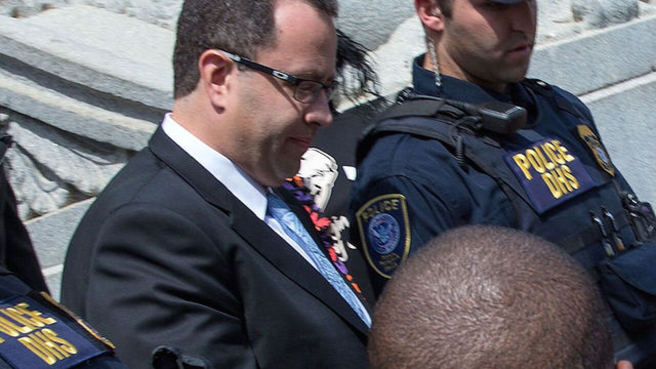 Jared Fogle claims judges, attorneys 'conspired' against him – asks for $57M in damages