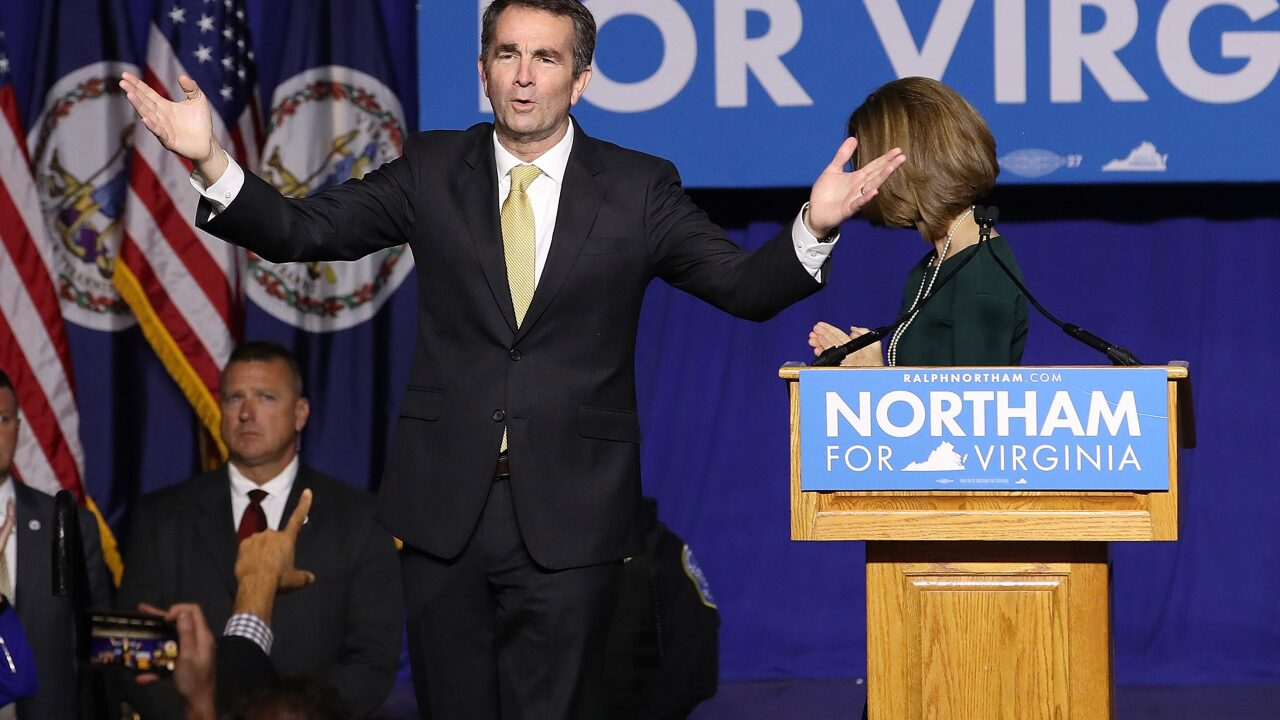 Virginia Gov. Ralph Northam does not believe it was him in racist yearbook photo