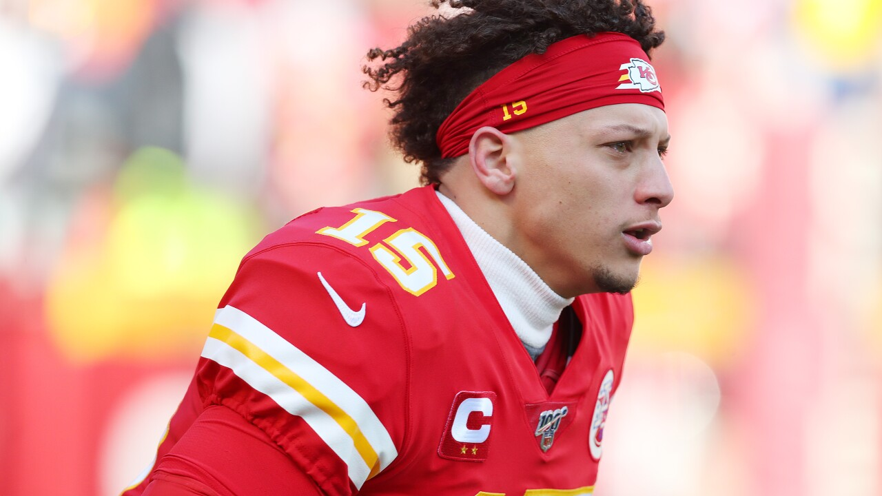 Superbowl quarterback Patrick Mahomes once lost to the Moody Trojans