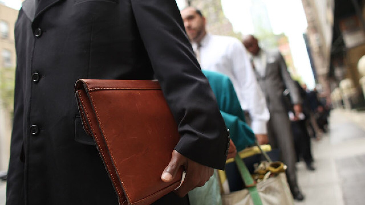US added 248,000 jobs in September, pushes unemployment rate to 5.9%
