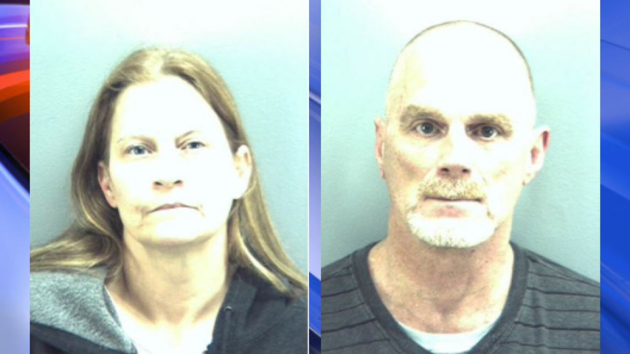 2 fugitives captured by Kitty Hawk Police Department