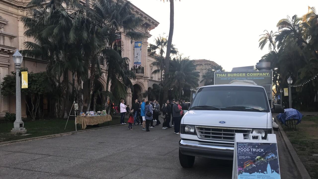 balboa park food truck festival 2