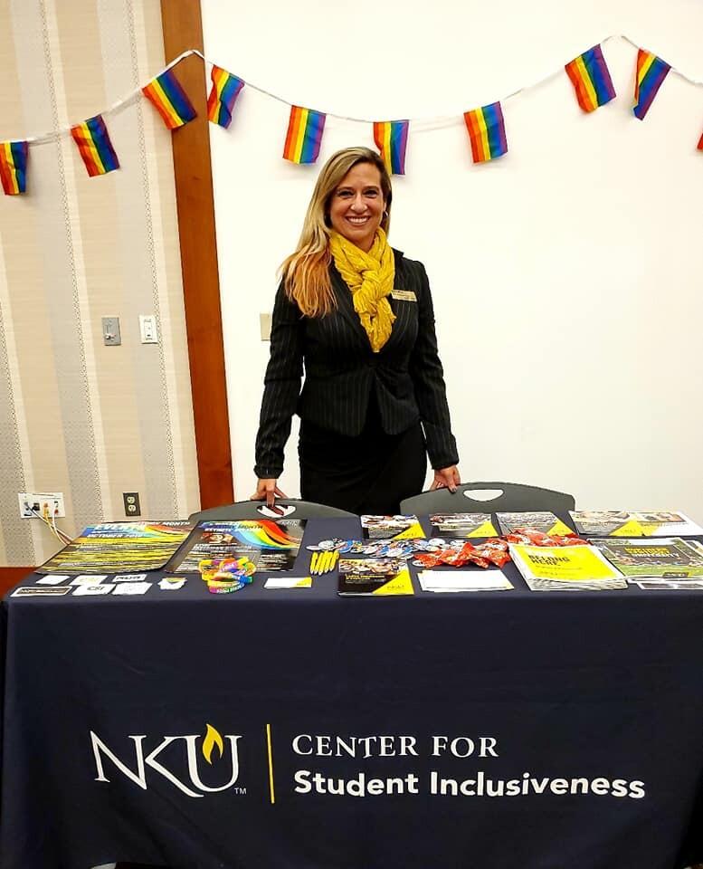 Bonnie Meyer at NKU