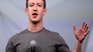 Facebook CEO Mark Zuckerberg explains company mission