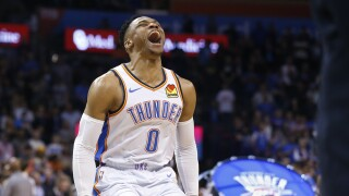 Russell Westbrook pic
