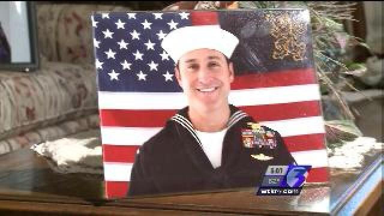 Fallen Navy SEAL left final mission for family in his will