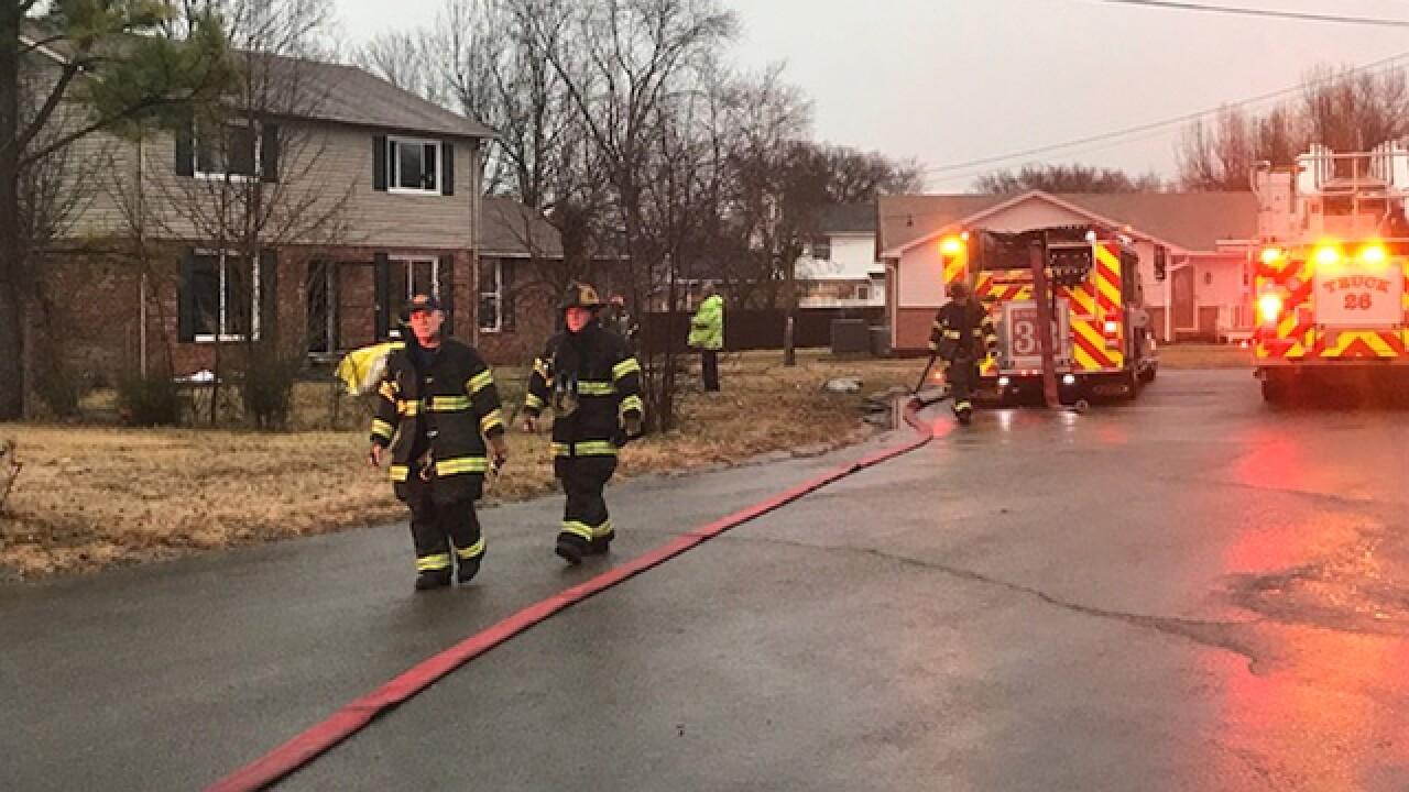 Teen Killed, 2 Hurt In Fire Near Percy Priest Lake